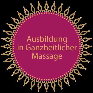 Ausbildung in Ganzheitlicher Massage